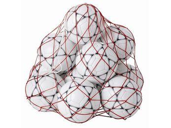Preview filet pour 10 ballons rouge