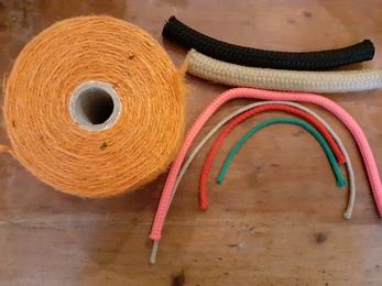 Exemples de cordes sur mesure