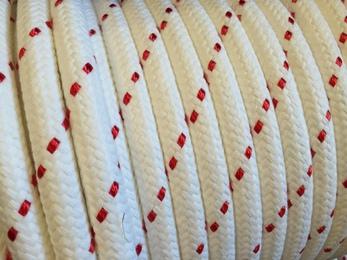 Corde 12 mm en toucher coton polyester